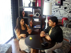 Meeting with Photographer Arnab Ghosh