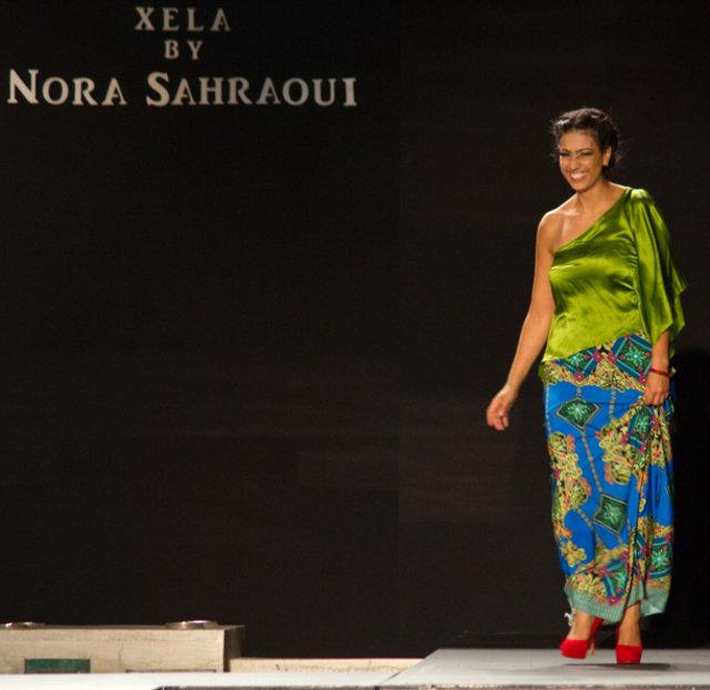 Xela fashion by nora sahraoui